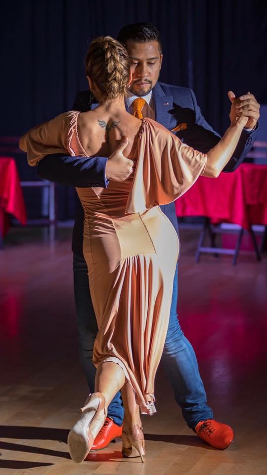 octavio fernandez tango ambassador romania